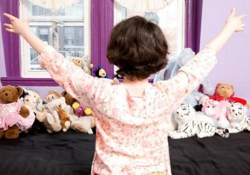 Как навести порядок в детской комнате?