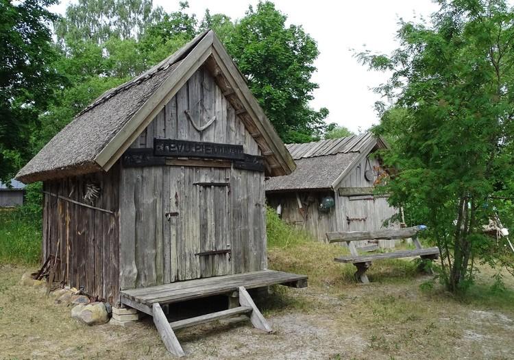 Рагациемс – исторический посёлок рыбаков