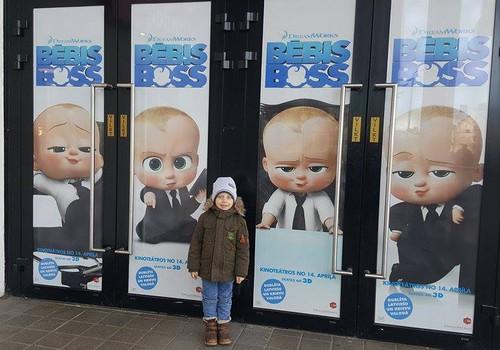"""Детский утренник и """"Босс-молокосос"""" в Forum Cinemas"""