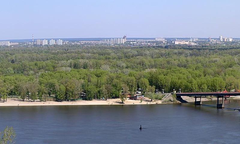 Киев: четыре времени года. Лето. Часть 2