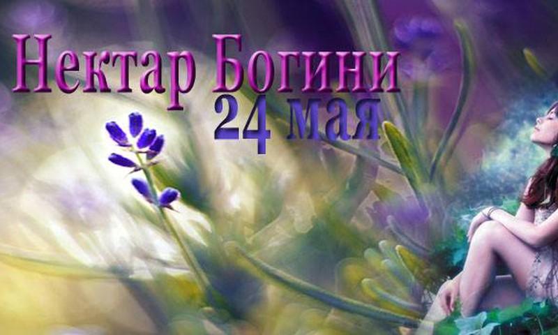 Нектар Богини: 8 мастерских 24 мая