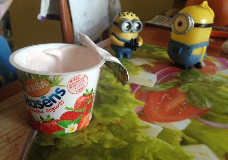 Кто съел все йогурты?