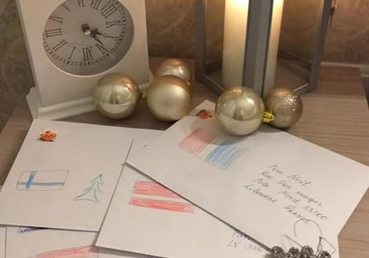Пишем письмо Деду Морозу: реальные адреса