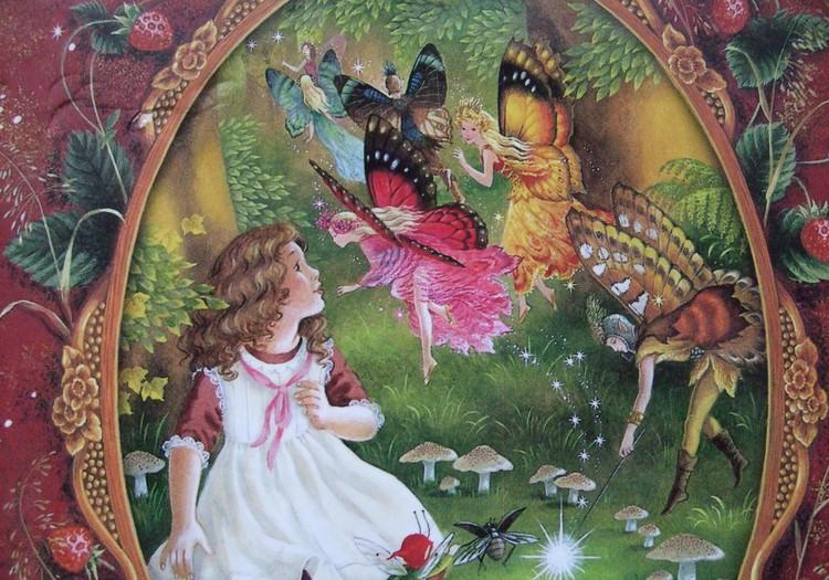 НАХОДКА: «Сказки под радугой» Ширли Барбер