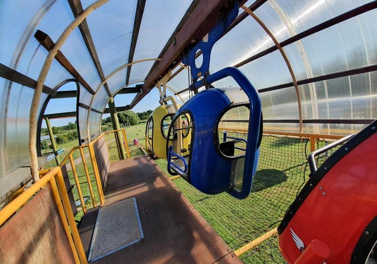 Zemnieka cienasts - кафе и парк аттракционов в Елгаве
