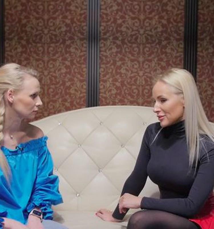 """Анонс передачи """"Мамин клуб"""" 29 марта: в Большом интервью - Майя Криштопане-Розите!"""