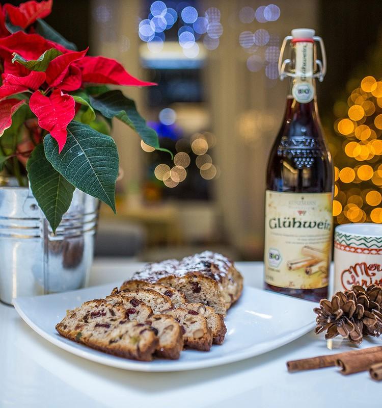 Дрезденский рождественский штоллен