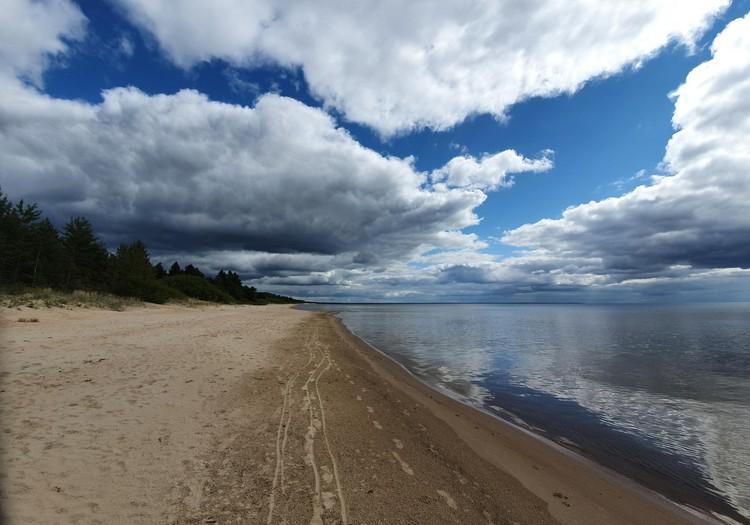 Эстония: Тойла, Йыхви, Чудское озеро