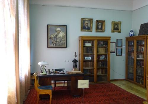 Музей истории медицины имени П.Страдыня