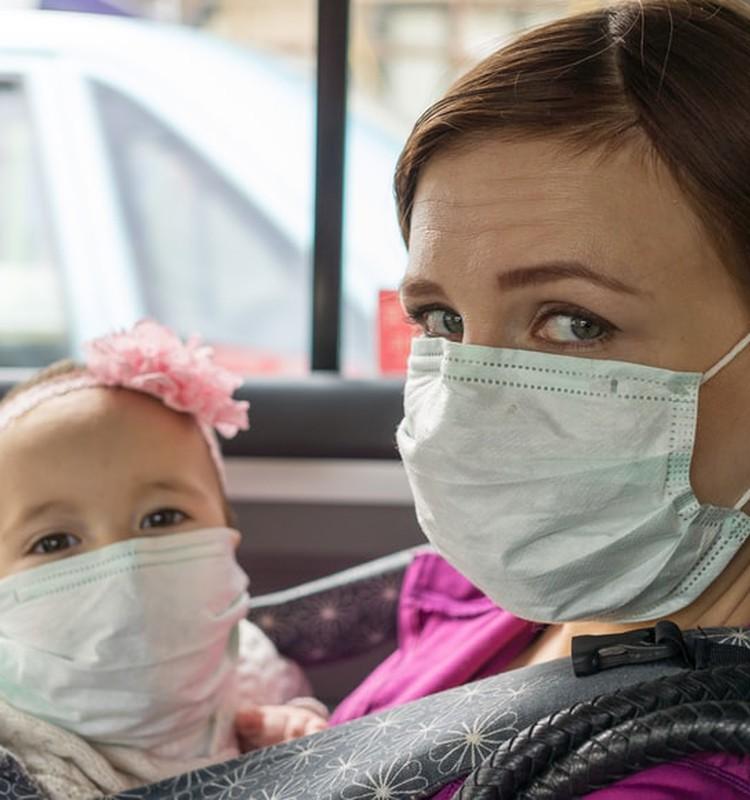 Елгавская больница закрывает детское отделение, чтобы размещать там ковид-пациентов