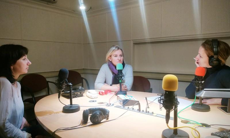 Мамин клуб - на Латвийском радио!  Подключайтесь на волну 107.7 в субботу в 19.10!