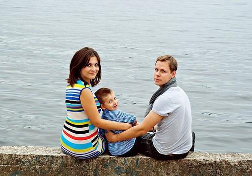 Максик Саныч и его семья - знакомство