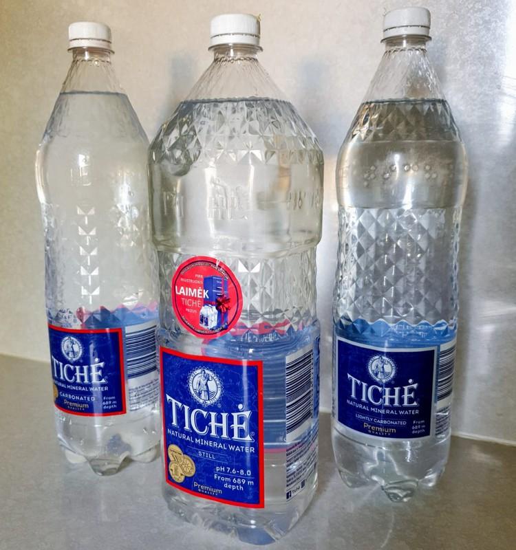 Натуральная минеральная вода Tiche - природный источник магния