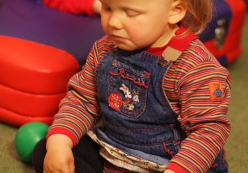 Чему надо научить ребёнка перед садиком