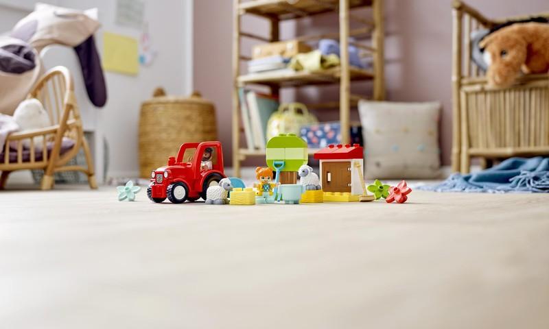 Как с помощью игрушек развить у ребёнка творческие способности и воображение?