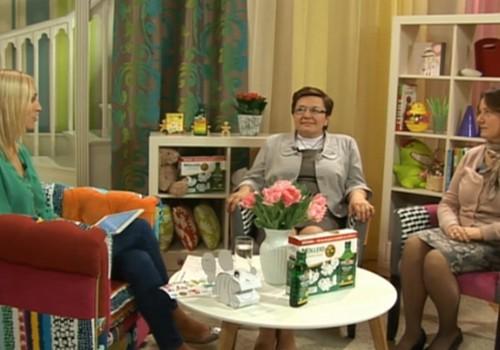 ONLINE-TV: Беседа с семейным врачом Инесе Куге о значении рыбьего жира
