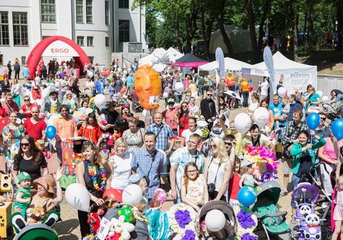 Нажми и узнай, сколько человек уже подало заявку на участие в Параде колясок!