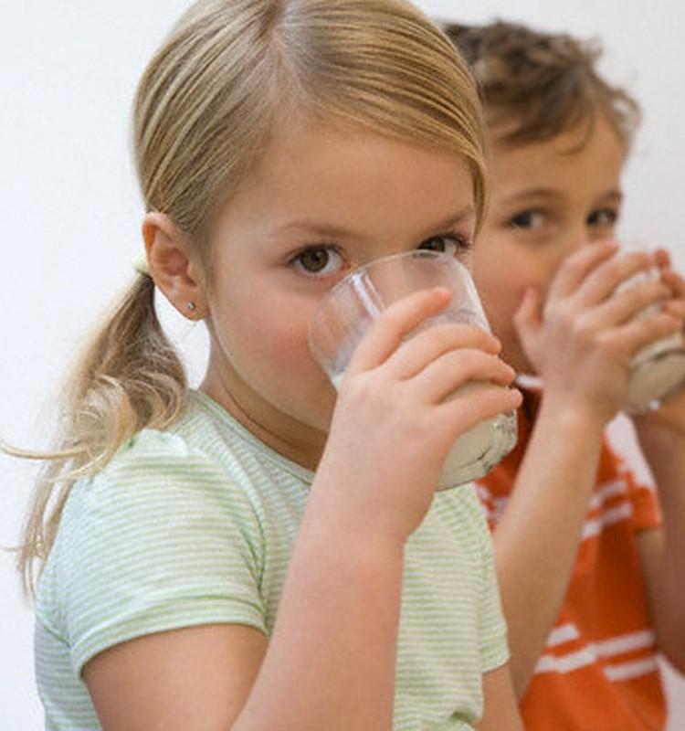 Какое молоко выбрать для ребёнка