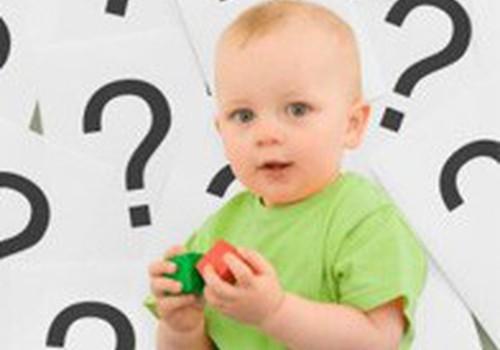 Какое первое слово сказал ребёнок?