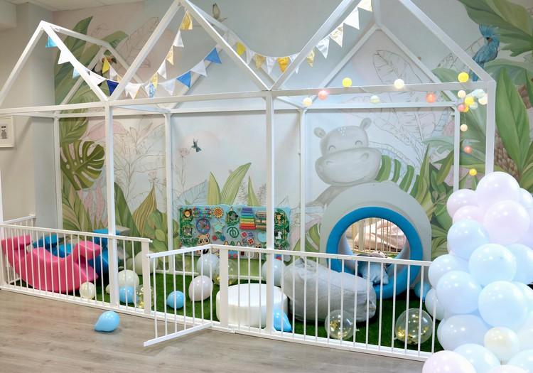 Детский клуб Happy Нippo — городская сказка для детей и взрослых