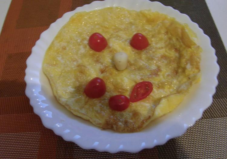 ГОТОВЯТ И ФОТОГРАФИРУЮТ ДЕТИ: Наш воскресный завтрак
