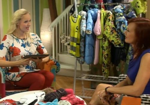 ВИДЕО: Выбираем осеннюю одежду для ребёнка