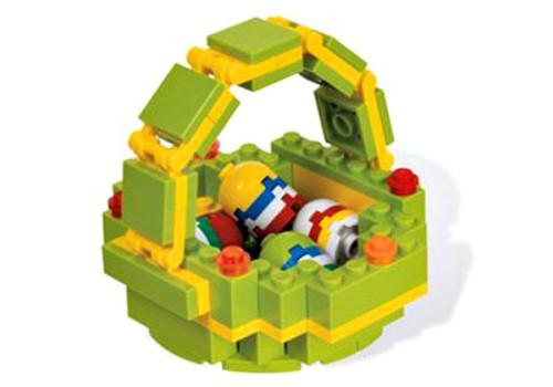 Запускаем красочный пасхальный конкурс: подарки от  LEGO ждут ВАС!