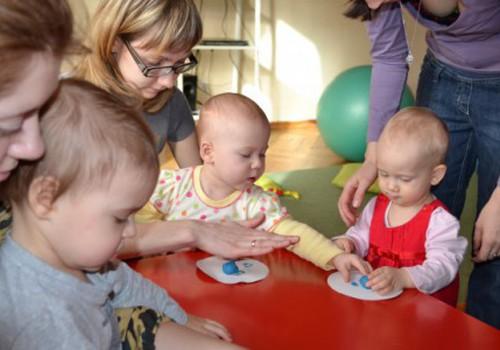 Предложение для мамочек детишек из младшей группы