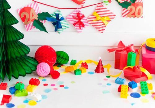 Строим вместе: адвентовский календарь LEGO® DUPLO®