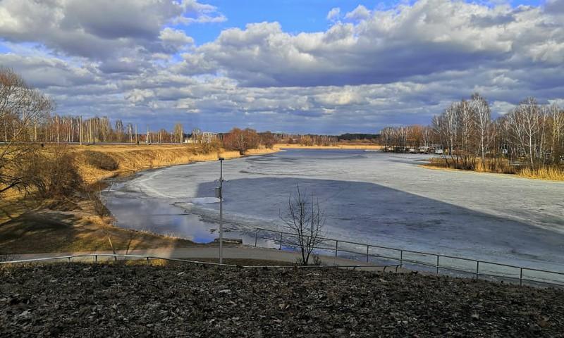Весенние зарисовки: Югла, Брекши и Бреги – озерный край Риги