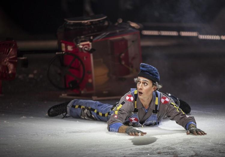 5 фактов об уникальном Cirque du Soleil