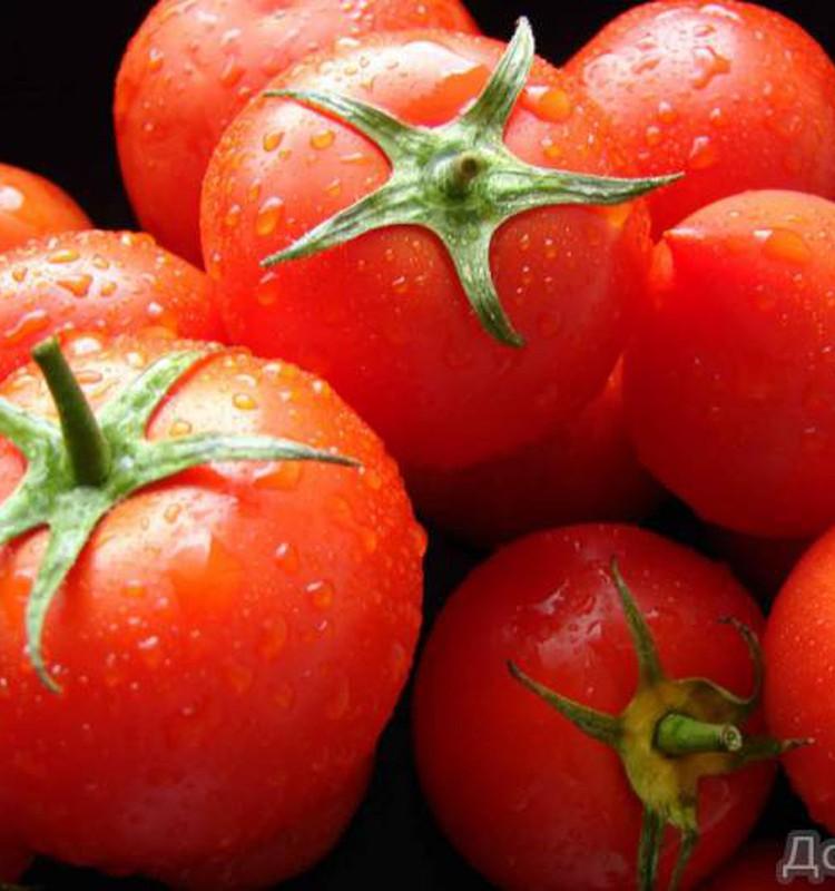 №1 Юля: Я определила себя в овощи - это томат