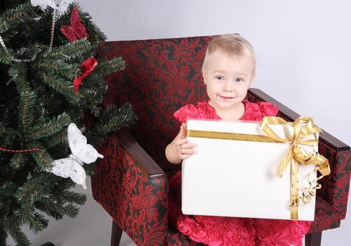 Праздник Huggies®: Где вы приобретаете подарки детям на новогодние праздники?