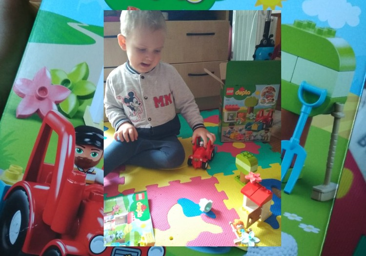 LEGO® DUPLO® - играли, играем, будем играть!
