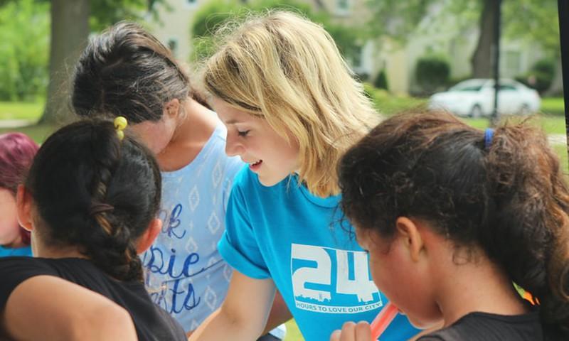 День арт-терапии для детей и молодежи 2 августа в Гризинькалнсе