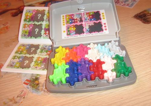 Илюшины любимые игрушки