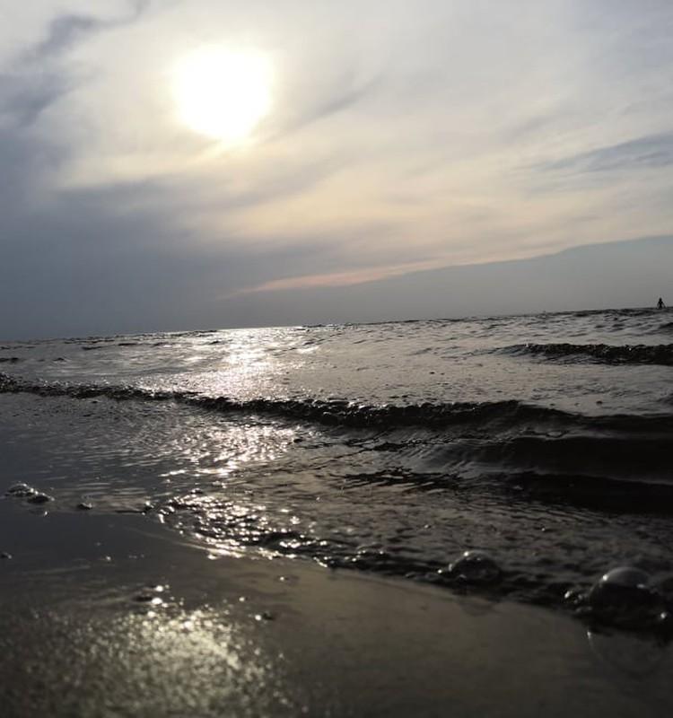 Природные ценности Мангальсалы: море, море, море, мол и маяк…