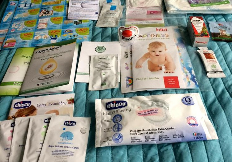 """Как получить бесплатный подарок от аптек """"набор для  младенца"""""""