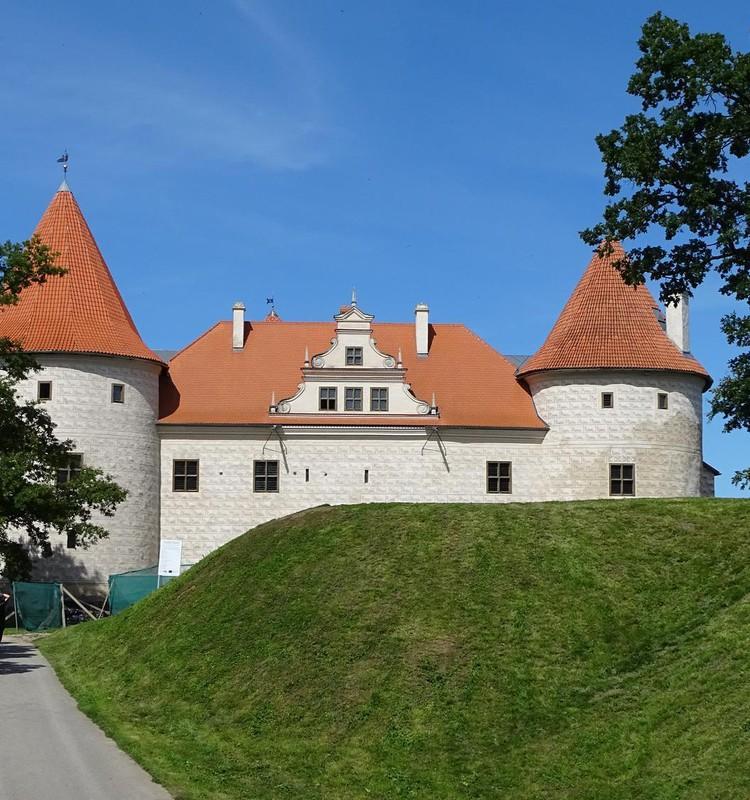 Бауcкий замок