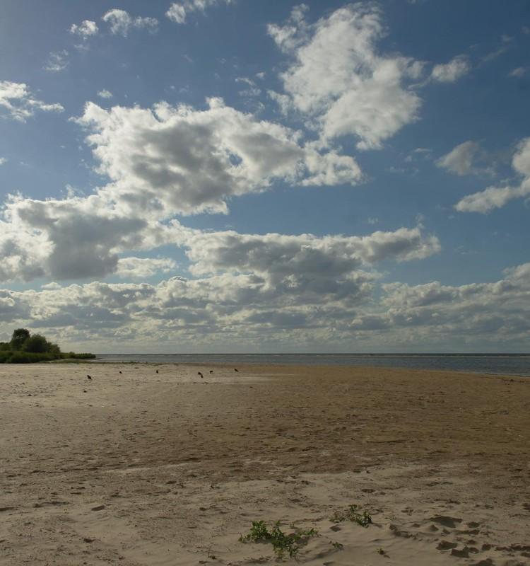 Латвийский бермудский треугольник или там, где море по колено