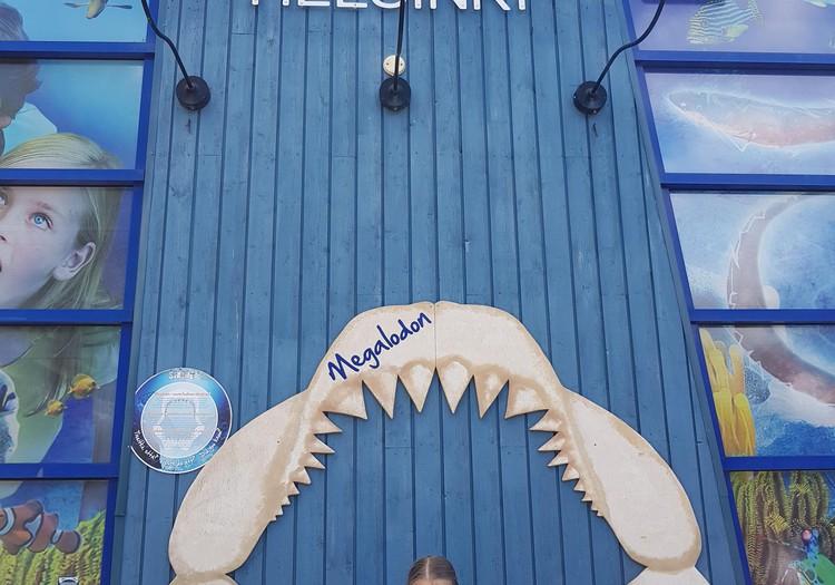 Хельсинки. Морской музей