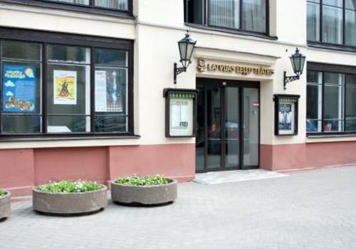 Латвийский кукольный театр собирает пожертвования на новые кресла