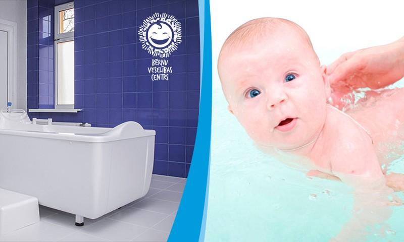 Новорожденный... Стрессовый массаж или умиротворяющая кислородная ванна? Польза процедуры для детей и взрослых