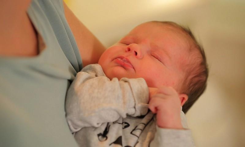 Что самое необходимое в первые месяцы малыша?