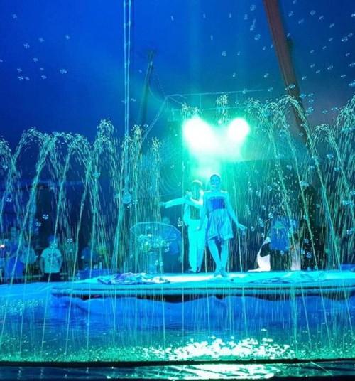 """КОНКУРС: Выиграй билеты на представление """"ЦИРК НА ВОДЕ"""" для всей семьи!"""