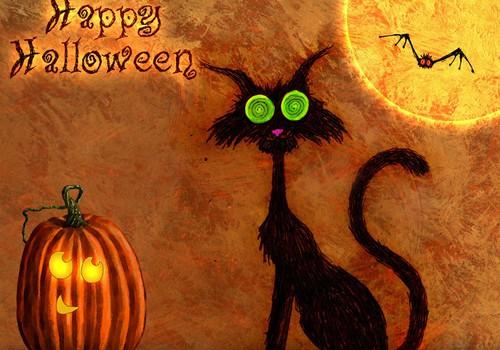 Праздничный стол на Хэллоуин: идеи украшения стола и оформления блюд