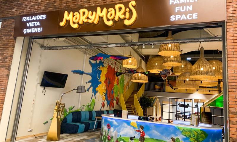 """Открытие года: в т/ц """"Akropole"""" открылся долгожданный центр развлечений """"MaryMaris""""!"""