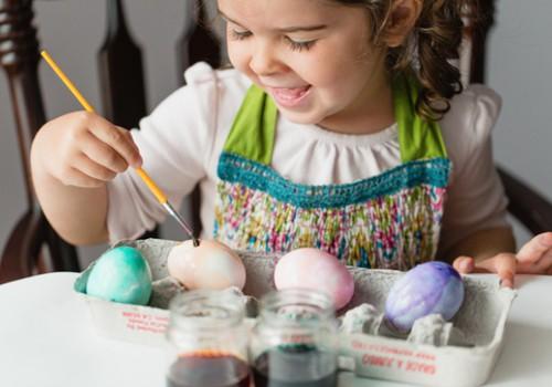 Яйца покрашены и уже давно съедены, поэтому подводим итоги конкурса!