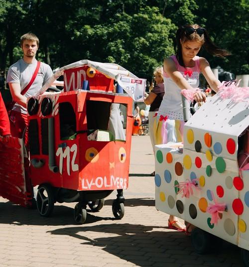"""Посмотрите, как проходят Летние фестивали Маминого клуба в парке """"Зиемельблазма"""" - и присоединяйтесь к нам 8 июня!"""