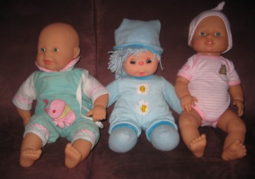 И снова игрушки Камиллы